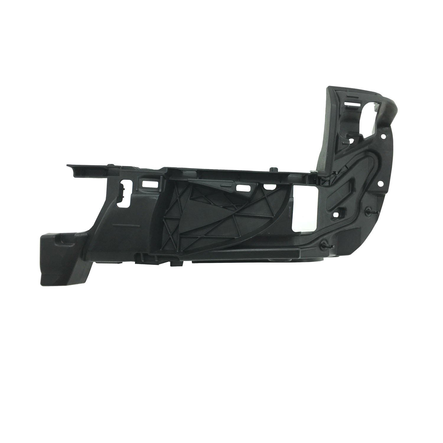 CPP Rear Right Polypropelene Bumper Extension for 16 Toyota Tacoma