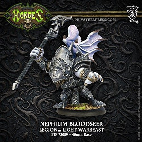 Privateer Press - Hordes - Legion: Nephilim Bloodseer Model Kit