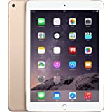 Apple iPad Air 2 16GB Oro - Tablet (Tableta de tamaño completo, IEEE 802.11ac, iOS, Pizarra, iOS, Oro)