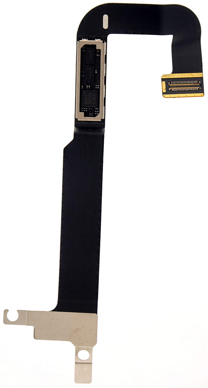 """NEW I//O USB-C Board Flex Cable 821-00077-A for Apple MacBook 12/"""" A1534 2015"""