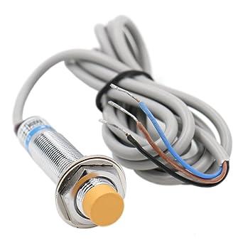 heschen detector de interruptor de sensor de proximidad inductivo LJ12 A3 - 4-Z/