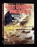 Great Campaigns of World War II, J. B. Davies, 0896730387
