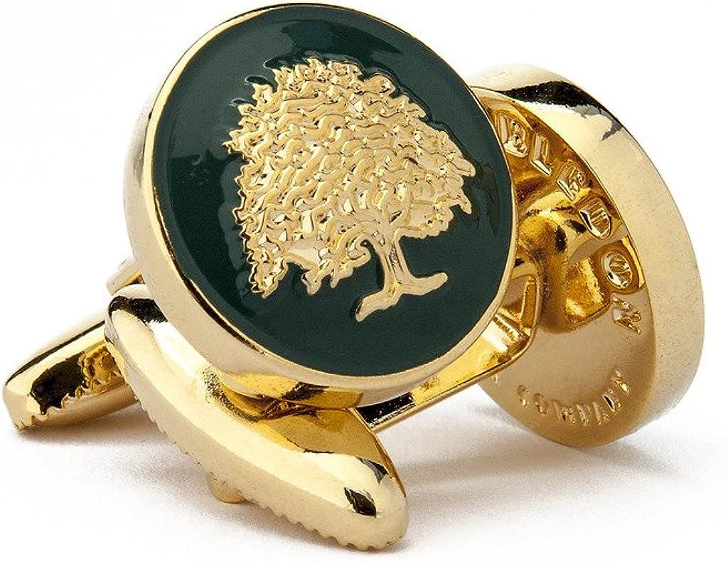 Wimbledon Cufflink Company The Royal Oak Men's Cufflinks