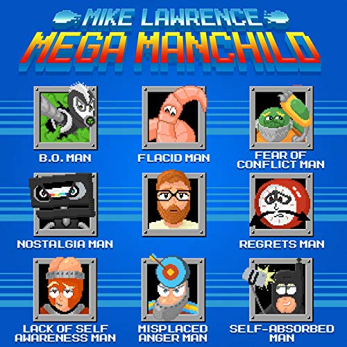 Mega Manchild [Explicit]