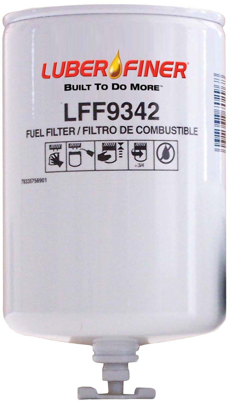 Luber-finer LFF9342-12PK Heavy Duty Fuel Filter, 12 Pack by Luber-finer