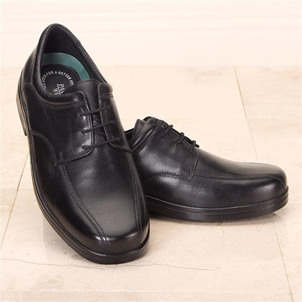 Pavers Extra Wide Dual Fit Leather Lace Up Shoe 302 567