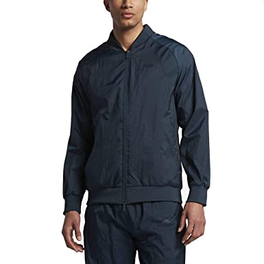 1ace62f3c76 Image Unavailable. Image not available for. Color: Nike Air Jordan Wings  Woven Men's Jacket 843100-454 ...