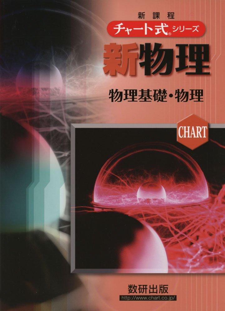 物理のおすすめ参考書・問題集『チャート式 新物理』