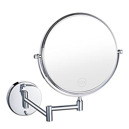 Specchi Ingranditori Da Parete.Specchio Ingranditore Da Trucco Yevita Specchio Da Bagno