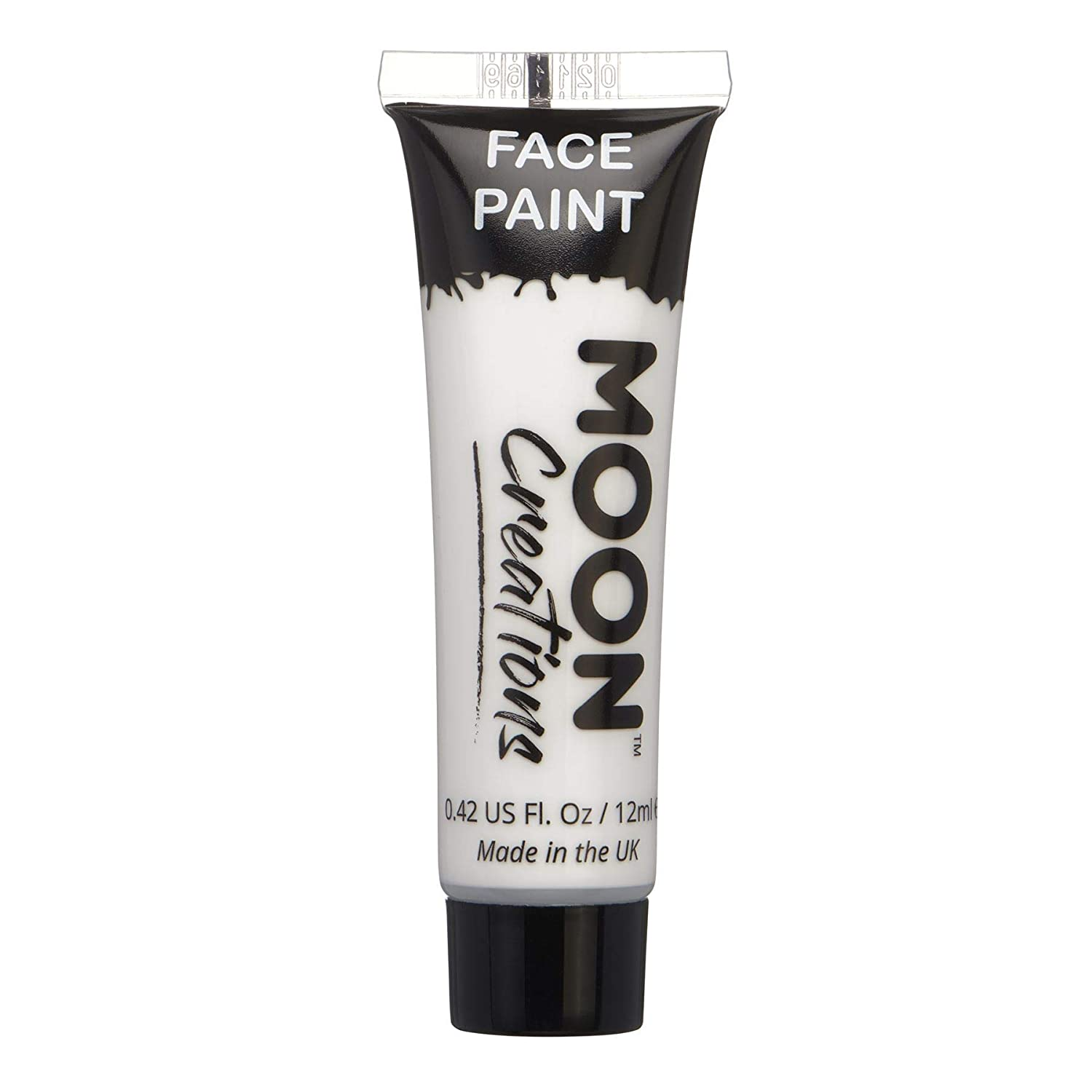Moon Creations Face & Body Paint 0.40fl oz - White