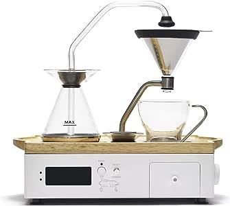 Barisieur Coffee Alarm Clock Coffee Maker White