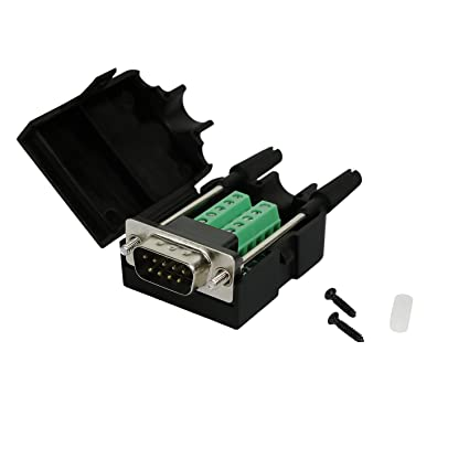Fantastic Amazon Com Twinkle Bay Db9 Connector To Wiring Terminal Rs232 Wiring Digital Resources Counpmognl