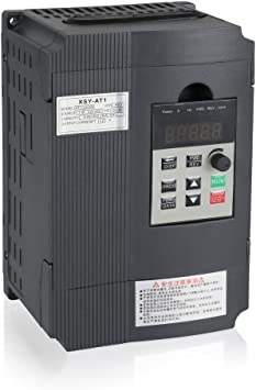 2.2KW 220V Single Phase Universal Variable Frequency Drive VFD Frequency Converter Inverter