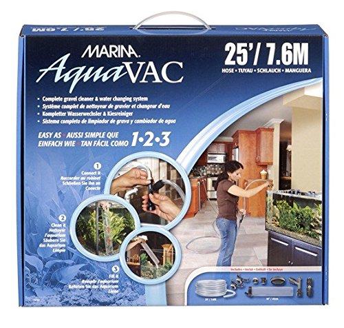 Marina - Aqua Vac / 11040 - Système de nettoyage - Avec tuyau 7, 5 m