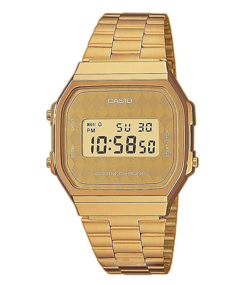 bae263a208f6 Casio Collection A168WG-9BWEF