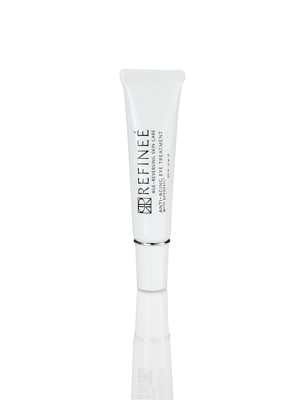 Refinee Anti-Aging Eye Treatment 0.5 oz. My Spa Life, Forever Luminous, Hydrating Facial Wrap, Face, 1 Facial Wrap, 0.81 oz(pack of 6)