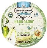 Torie & Howard Candy, Pear & Cinnamon OG2 2 oz. (Pack of 8)