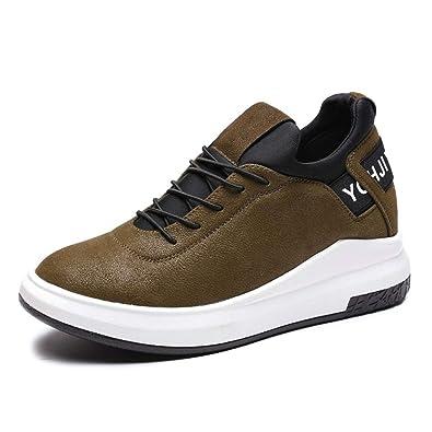 b3c5715de426 Baronero Hidden Wedges Platform Shoes for Women