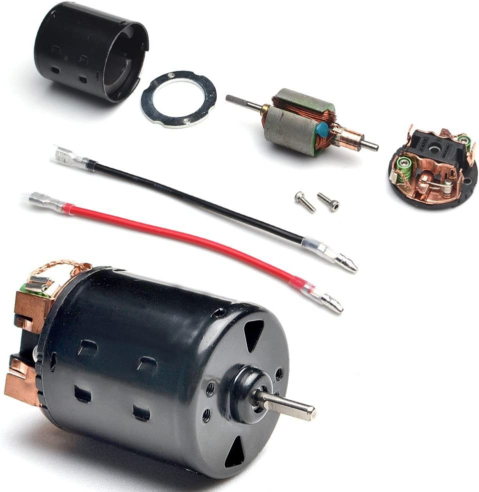 540 Brushed Motor 27T//35T//55T for 1//10  RC Car Truck Boat Vehicle Parts