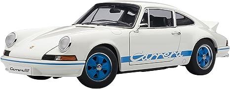 Porsche 911 Carrera RS 2.7 Coupe Gelb 1964-1973 78056 1//18 AutoArt Modell Auto m