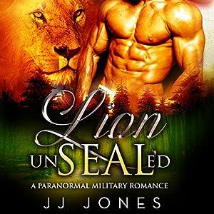 Lion UnSEALed Audiobook