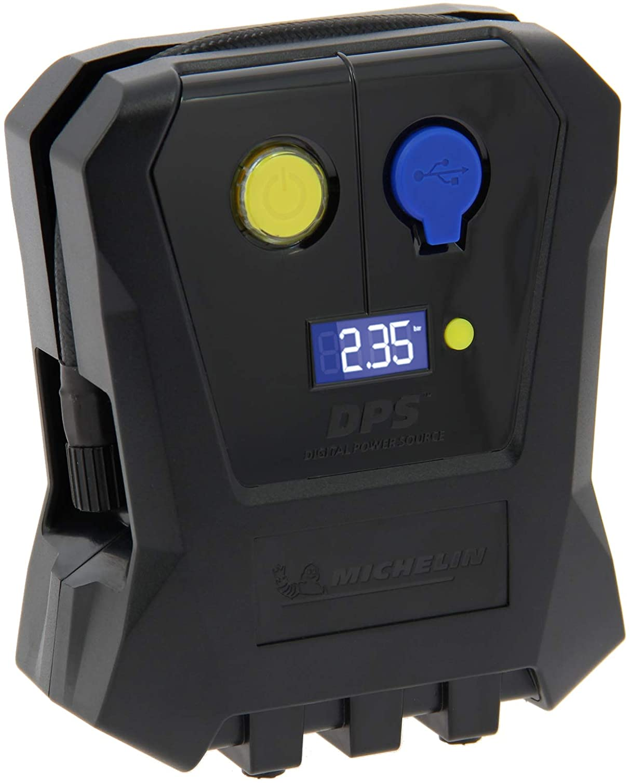 MICHELIN 009518 Mini Compresor Digital, 12V, Norme