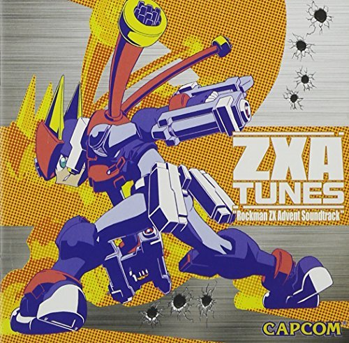 Rockman Zx Advent by Soundtrack (2007-08-29)