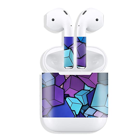 Amazon Com Ekind Stylish Sticker Compatible For Apple Airpods