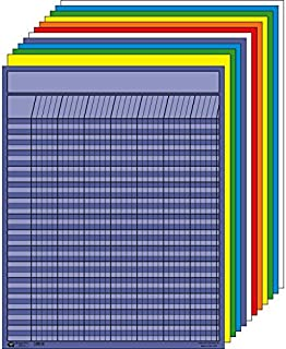 product image for Vertical Chart Set of 12