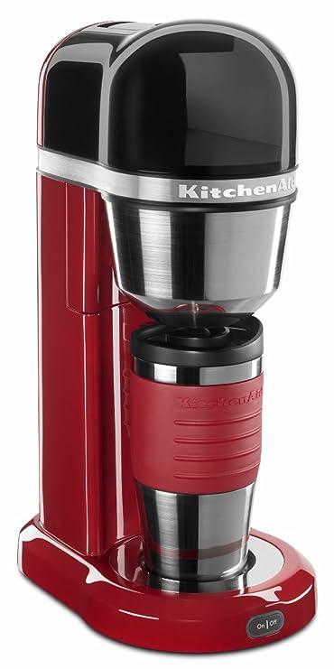KitchenAid 80010.540ml 700watt Personal Coffee Maker red Coffee, Tea & Espresso at amazon