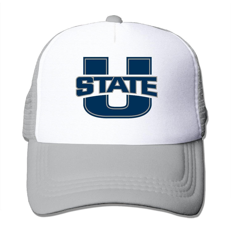 Hotgirl4 Utah State University Aggies U Caps Hat Meshback Adjustable Cap 1 Size Black