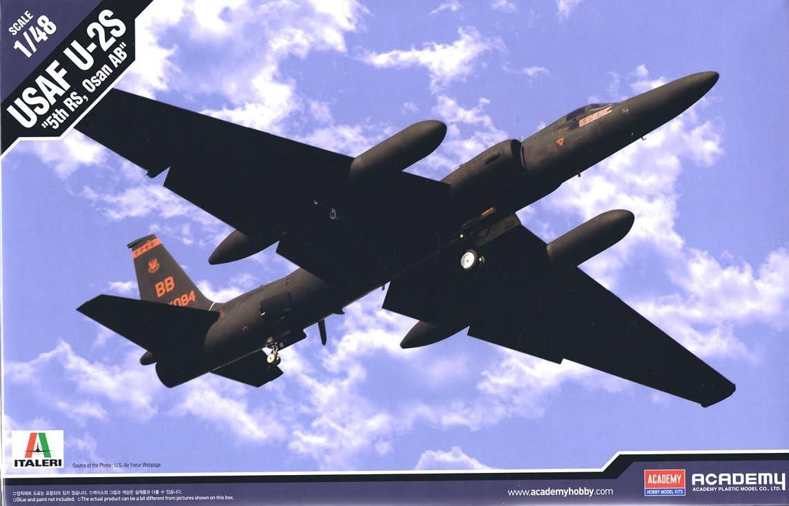 Osan AB Academy AC12307-1//48 USAF U-2S 5th RS