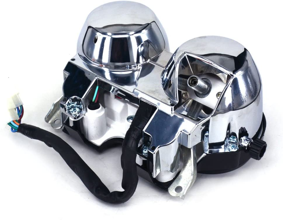 veloc/ímetro medidor de cl/úster para Honda CB250 Hornet 250 1998-1999 AnXin tac/ómetro para Motocicleta