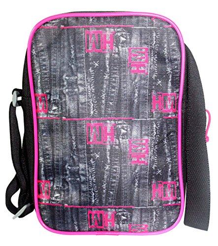 """Monster High-Bolso bandolera, diseño de Monster High """", color vaquero"""""""