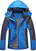 Amazon.com: Diamond Candy Hooded Waterproof Jacket Softshell Women