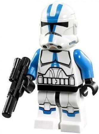 501st CLONE TROOPER - LEGO Star Wars Minifigura: Amazon.es ...