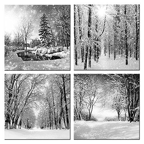 snow scene pictures - 4
