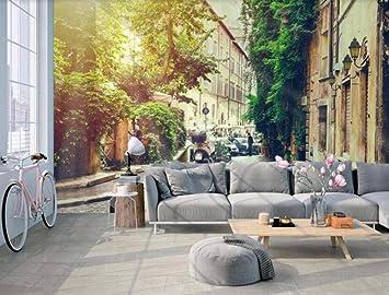 Amazon Com Livexz Wall Panel Tv Sofa Diy Modern 3d Wallpaper Hd