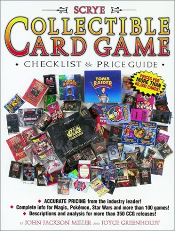 Scrye Collectible Card Game Checklist and Price Guide