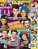 One Direction (1D), Hunter Hayes, Austin Mahone, 25 POSTERS / 6 MEGAS! - January/February, 2013 M Magazine