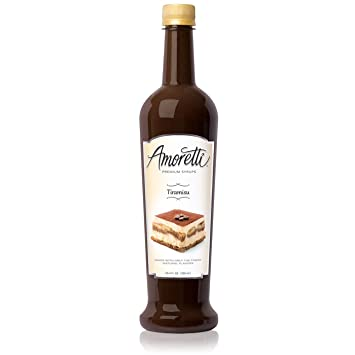 Tiramisu Syrup: Amazon.com: Grocery & Gourmet Food