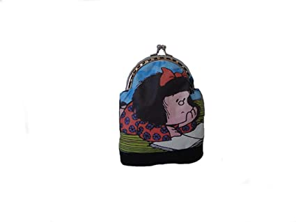 Monedero Mafalda: Amazon.es: Equipaje