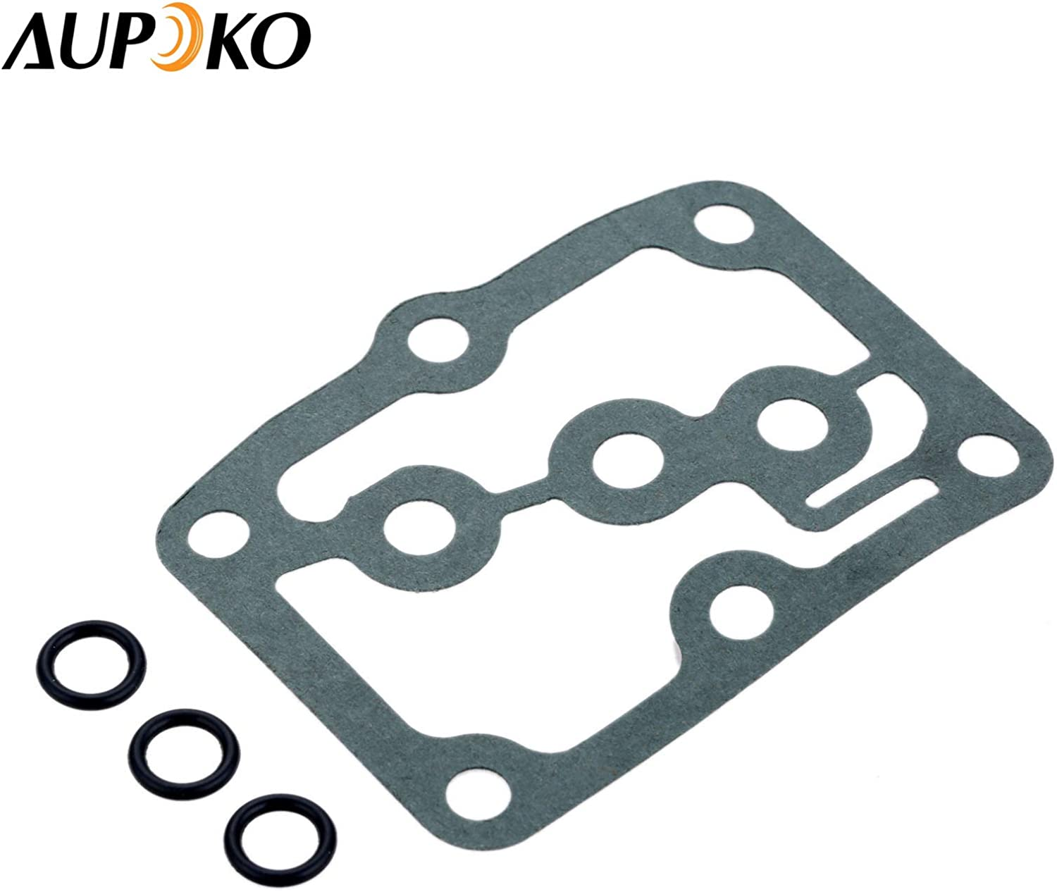 Accord Odyssey Pilot Fits for Honda Acura CL TL MDX Prelude Aupoko Transmission Dual Linear Shift Solenoid with Gasket/&O-Rings Replace# 28250-P6H-024