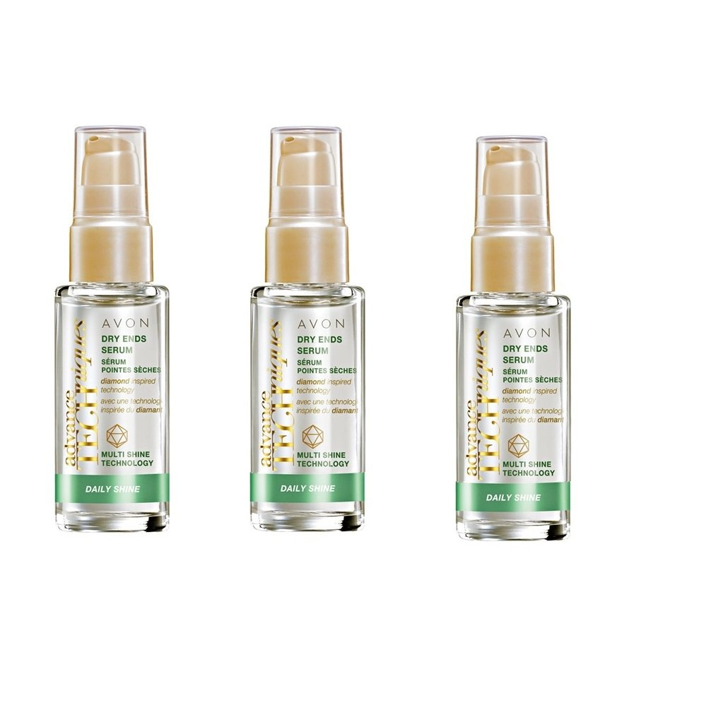 3 x 30ml Advance Techniques Dry End Serum