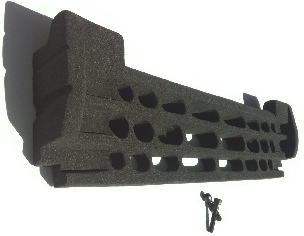 The Black Peacemaker Hangboard