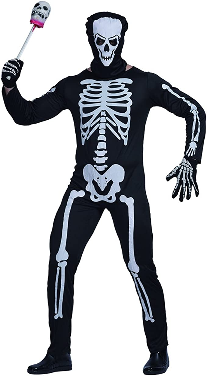 Morphsuits Adults Glow In The Dark Skeleton The Original And Best Halloween Costume Ever