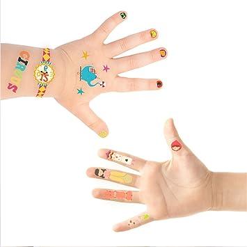 Starter Pegatinas de tatuaje para niños - Tatuajes temporales ...