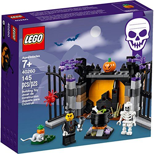 LEGO 40260 : 2017 Halloween Set 145pcs (Halloween 2017)