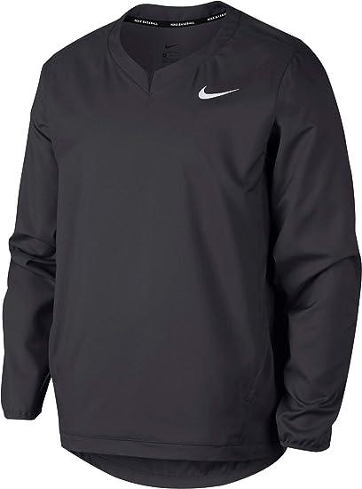 Nike pour Homme à Manches Longues Baseball Pull pour Homme