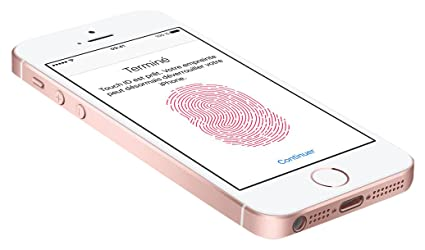"Apple iPhone SE 10,2 cm (4"") 16 GB SIM única 4G"